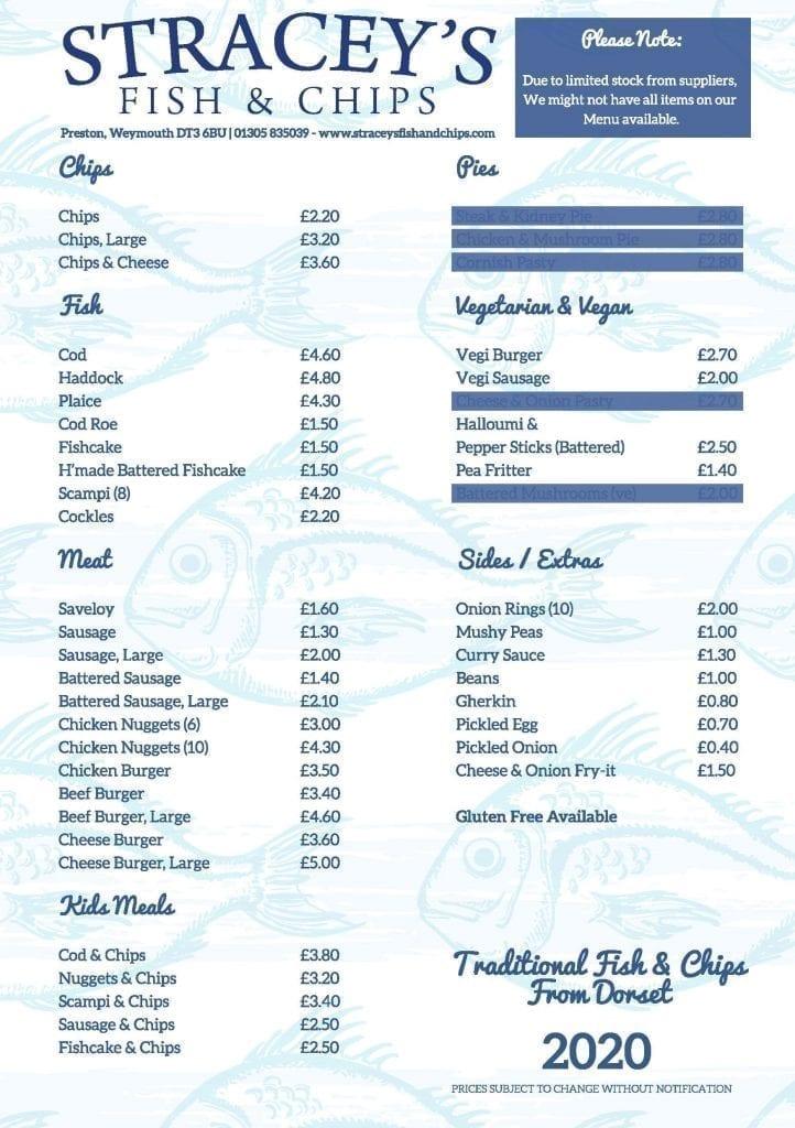 Fish & Chips Weymouth
